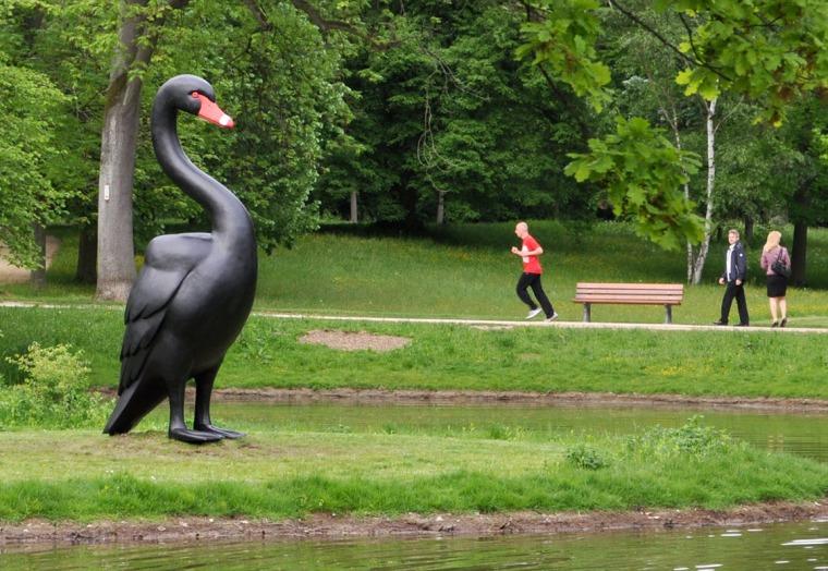 Blickachsen Park